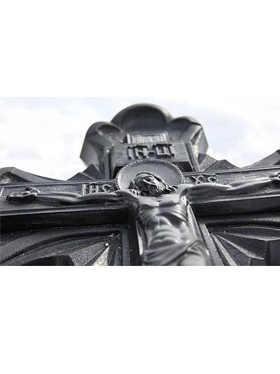 Крест из литого камня двусторонний - Фото 4 | Компания «Венок»
