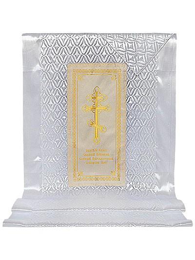 Комплект с крестом и молитвой – золото - Фото 3 | Компания «Венок»