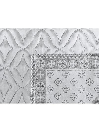 Комплект с крестом и молитвой – серебро - Фото 3 | Компания «Венок»