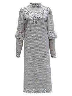 Платье женское элитное с воротом купить в Спб