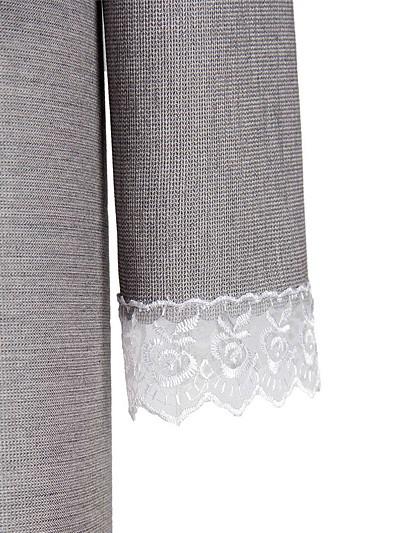 Платье женское люкс из плательной ткани с шарфом - Фото 3 | Компания «Венок»