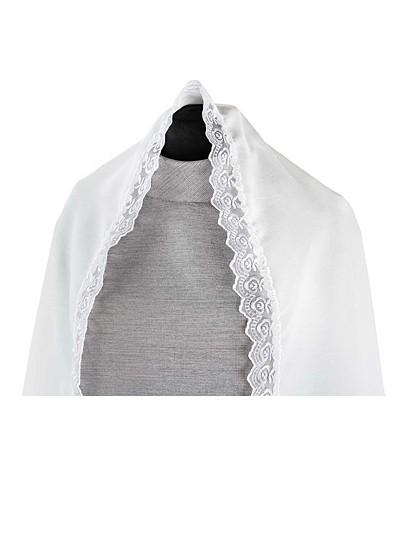 Платье женское люкс из плательной ткани с шарфом - Фото 2 | Компания «Венок»
