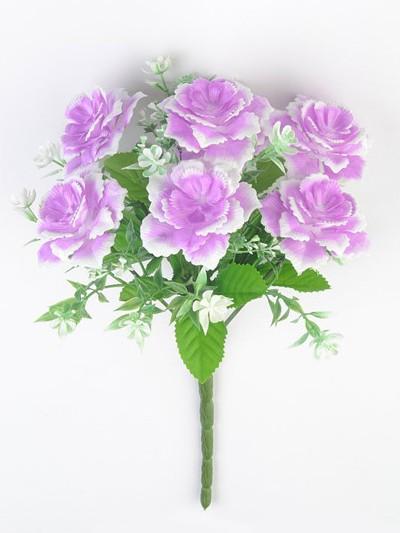 Букет роз БАРИ 7 голов пластик микс - Фото 2 | Компания «Венок»