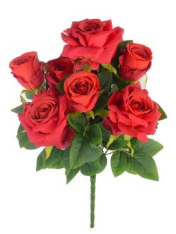 Букет красных роз на похороны в спб букет Глазбури