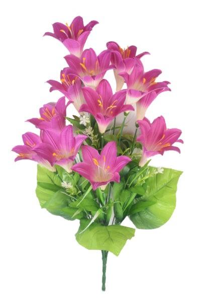Букет лилии Раядер – сиреневый - Фото 2 | Компания «Венок»