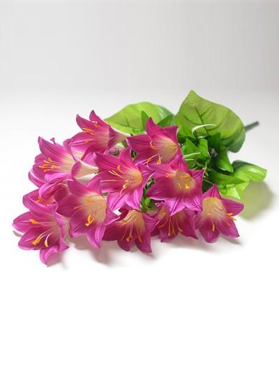 Букет лилии Раядер – сиреневый - Фото 1 | Компания «Венок»