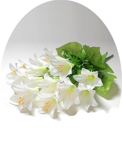 Букет лилии Раядер – белый - Фото 1 | Компания «Венок»