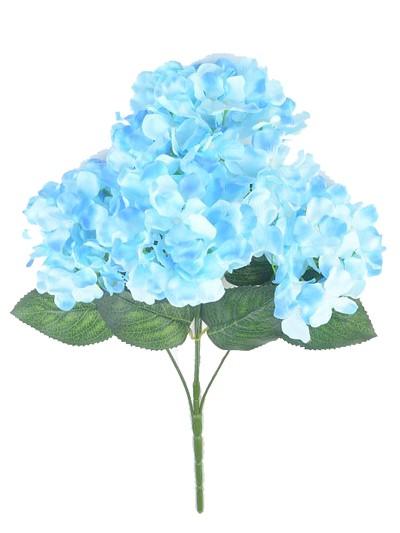 Букет гортензии ЭЙРТ – голубой - Фото 1 | Компания «Венок»
