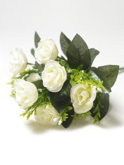 Букет роз Криклейд 7 голов – белый - Фото 1 | Компания «Венок»