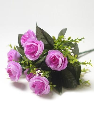 Букет роз Криклейд 7 голов – сиреневый - Фото 1 | Компания «Венок»