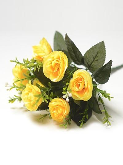 КРИКЛЕЙД Букет роз – желтый - Фото 1 | Компания «Венок»