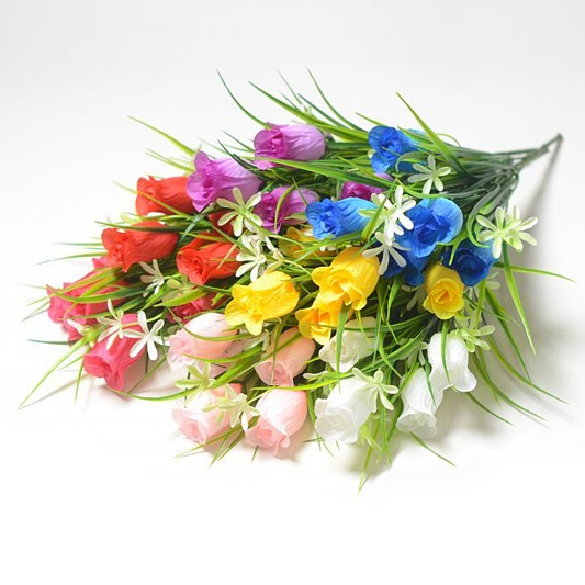 Букет бутонов роз Балшем - Фото 1 | Компания «Венок»