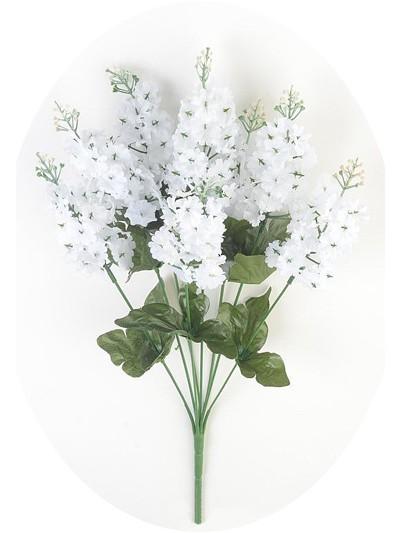 Букет сирени Элит – белый - Фото 1 | Компания «Венок»