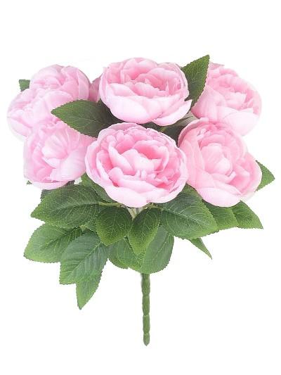 Букет пионов Энбанк – розовый - Фото 1 | Компания «Венок»